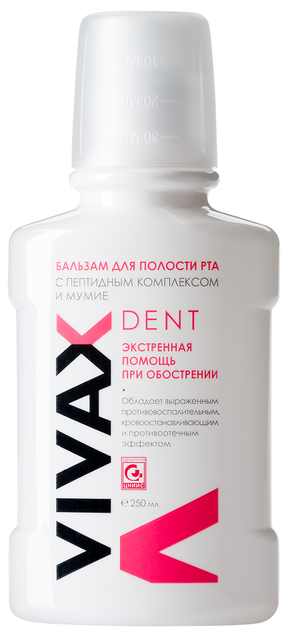 Mouthwash with active peptide complexes and Shilajit